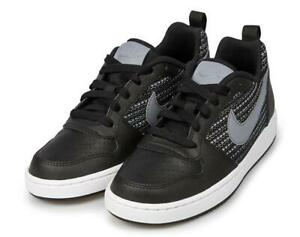 scarpe nike pelle nere