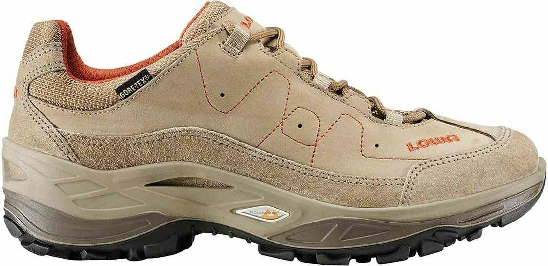 Lowa Tgold GTX Lo Women's Taupe orange UK7.5