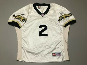 VTG 90s Jacksonville Jaguars NFL Authentic Sewn Pro Line Nike Jersey Size 44 L