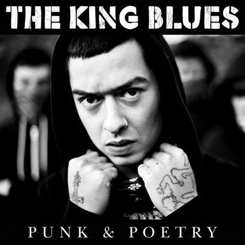 THE KING BLUES-PUNK & POETRY-JAPAN CD E95