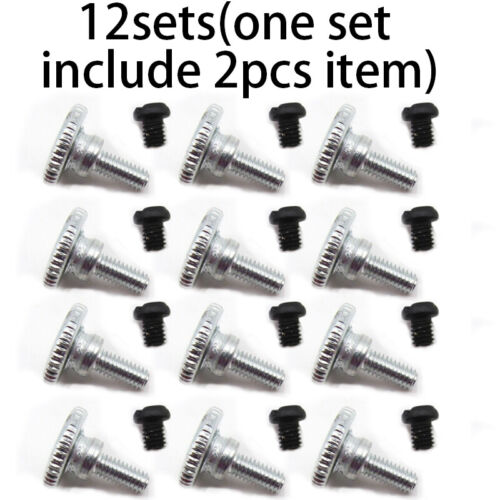Aguja Abrazadera Set Tornillo Y Pulgar Pie Kit for Juki Simple Coser