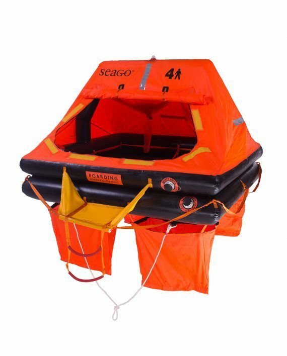 Seago Master Liferaft Valise or Container