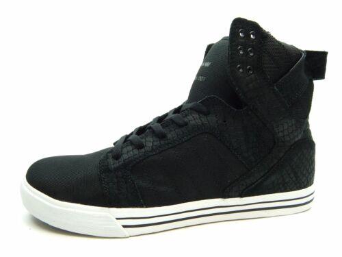 Chaussures Noir Vguqszmp Skytop Supra Blanc S18250 Homme nXwkO80P