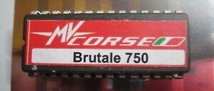 Radient Mv Agusta Brutal 750 Eprom Puce Ouvert Echappement + 8hp