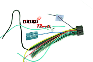 Pioneer Wire Harness For Avh170dvd 270bt X2700bt X3700bhs X4700bt. Is Loading Pioneerwireharnessforavh170dvd270btx2700bt. Wiring. Pioneer Avh X5700bhs Wiring Diagram At Scoala.co