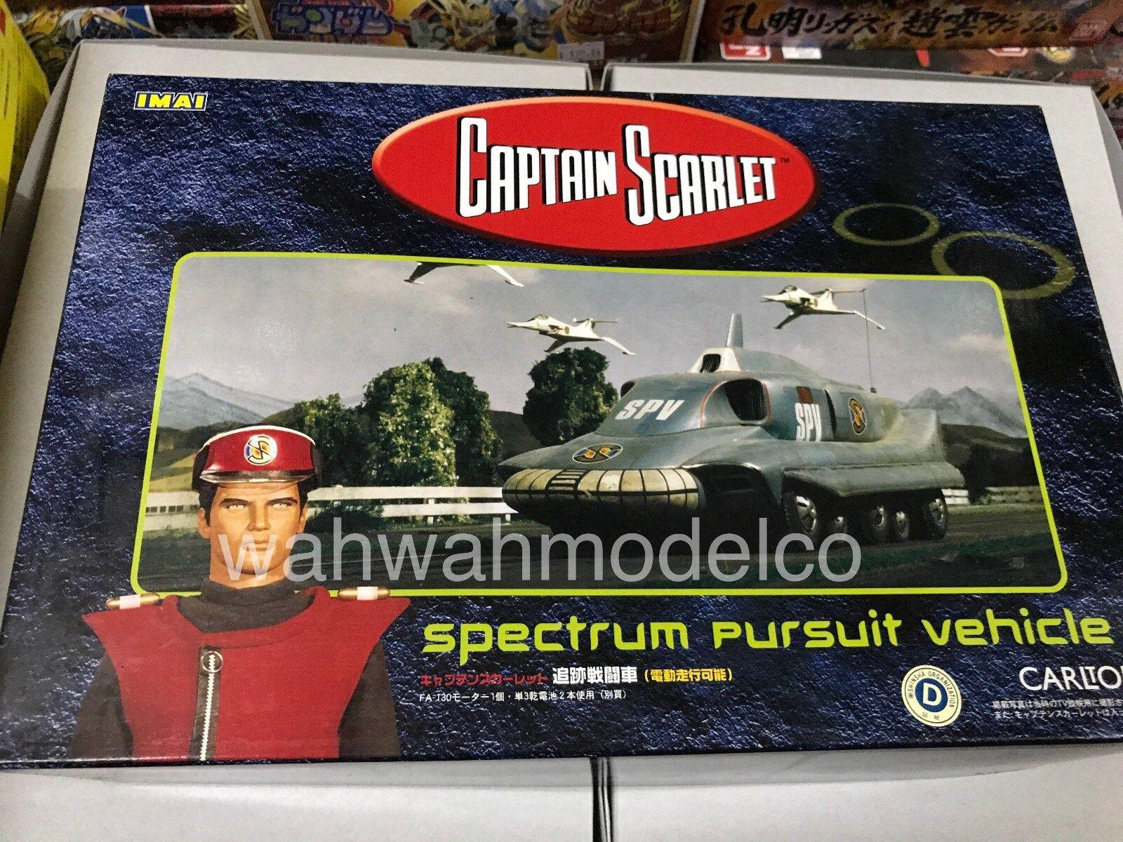 IMAI Captain Scarlet - Spectrum Pursuit Vehicle Model Kit 832096