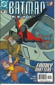 Trempé Batman Beyond N° 19 ( 2° Serie ) - Dc 2001 ( Comics Usa )