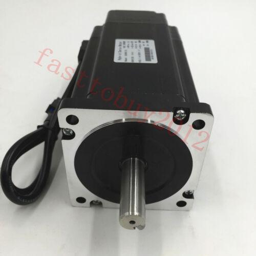 1700oz.in 12NM Closed Loop Schrittmotor Nema34 DSP AC60V Stepper Motor Drive Kit