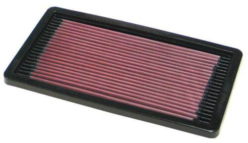 2.0i 16V Turbo HF Integrale 33-2096 831 K/&N Luftfilter Lancia Delta I