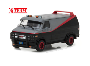 Greenlight BA,s  1983 GMC Vandura  A-Team  1 43 Scale Limited edition New Boxed