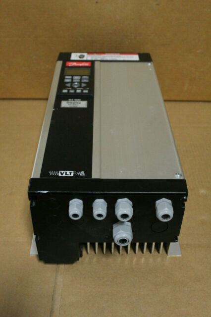 GUARANTEED VFD  IGBT WITH PCB 175Z1310 DANFOSS 40 HP VLT-5000