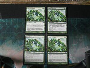 4x Quiet Disrepair Future Sight kaartspellen Magic: The Gathering, MTG)