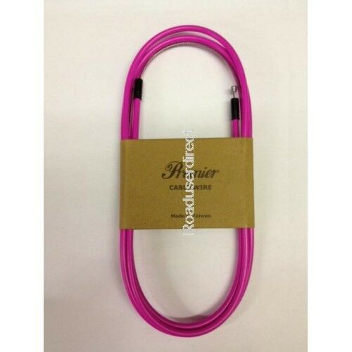 Free Delivery NEW Premier PINK Coloured Bike Gear Cable