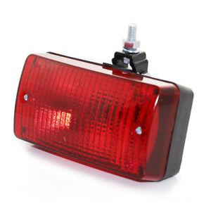 1 x Rückfahrscheinwerfer und Nebelschlussleuchten Rot 12V//24V Nebellicht SUPER