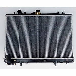 Manual-Radiator-Aluminium-Core-26MM-for-Mitsubishi-Triton-MK-V6-3-0L-6Cyl-96-06