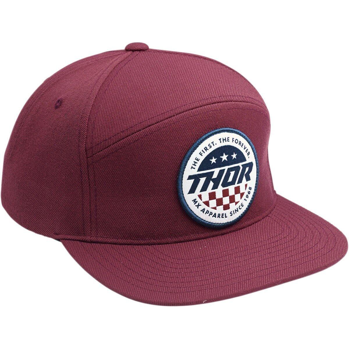 Thor Patriot Snapback Schirmmütze Base Cap