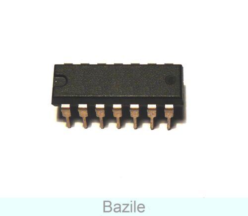 2 x 74LS113-2 Bascules JK                                                CL113