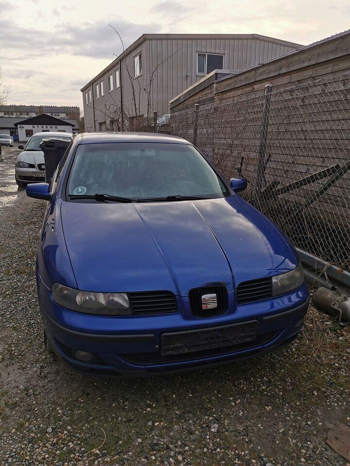 Seat Leon, 1,9 TDi 105 Sport, Diesel
