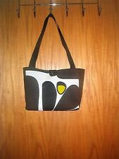MARIMEKKO FABRIC-CRICKET COURT BOUTIQUE ORIGINAL TOTE BAG, PURSE-HANDMADE USA