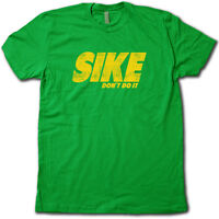 Sike Don't Do It T-shirt ⭐ Cool & Funny Diary Wimpy Kid Vintage Look Movie Tee