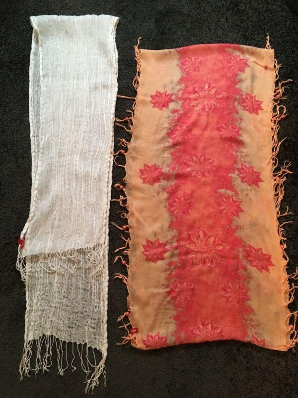 2 Schals Von Esprit