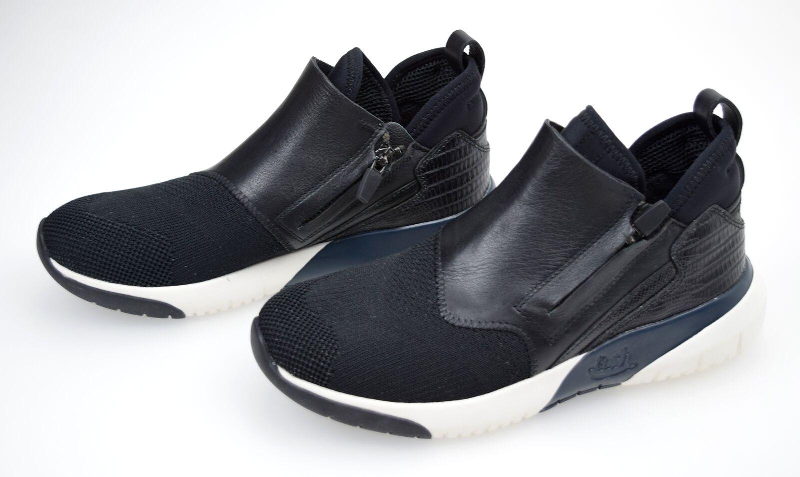 ASH femme baskets chaussures décontractées Temps Libre En Cuir Nylon Shu FW15-S-109879-001