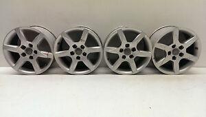 1-X-Original-Audi-A6-Alufelgen-4-Stueck-16X7-5J-mit-luftdrucksensor-4F0601025BH
