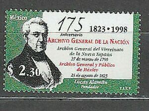 Mexico - Mail 1998 Yvert 1833 MNH