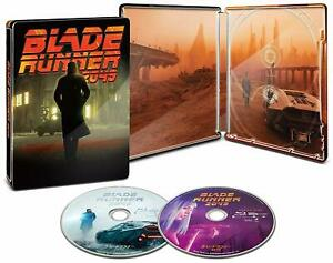 Blade-Runner-2049-Blu-ray-First-Limited-Steel-Book-Edition-with-2-Bonus-Disc-New