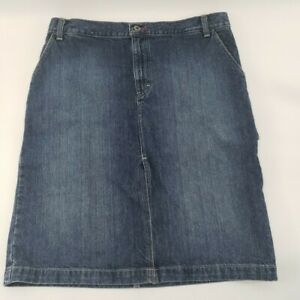 Womens-Tommy-Hilfiger-Knee-Length-Skirt-Size-12