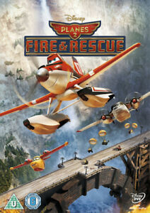 Planes-2-Fire-and-Rescue-DVD-2014-Roberts-Gannaway-cert-U-NEW