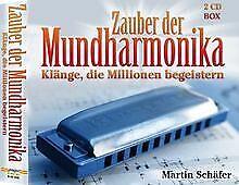Zauber der Mundharmonika von Martin Schäfer | CD | Zustand neu
