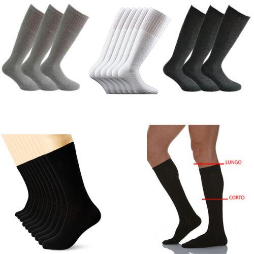 Chaussettes Sport Longues Gris Blanc En Éponge Homme Basses Collants Noir Hautes Exaq0ZT1Cw