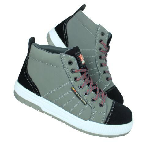 """25611 Größe 41 Bullpower S3 Sneaker Sicherheitsschuhe /""""EXTREM LEICHT/"""" Art"""