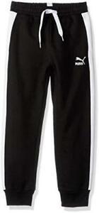 PUMA-Boy-039-s-Fleece-Jogger-Sweatpants