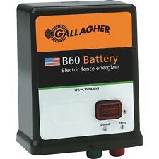 Gallager 40 Acre 5 Mile Battery/Solar Electric Fence Fencer Charger G351504