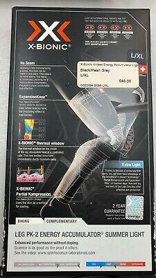 X-Bionic leg pk-2 energy accumulator summer light L-XL