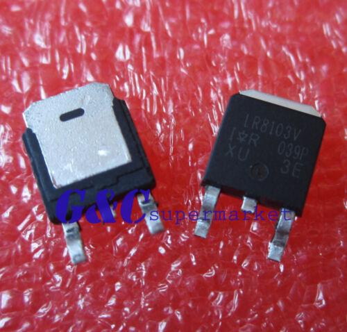 10pcs IRLR8103V IRLR8103 SOT-252 MOSFET N-CH 30V 91A DPAK NEW GOOD QUALITY S3