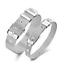 Fashion-925-Silver-Plated-Charm-Bangle-Cuff-Bracelet-Men-Women-Jewelry-Wristband thumbnail 2