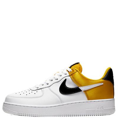 Nike Air Force 1 07 LV8 1 Amarillo Satin Homme Baskets 2019 BQ4420 700 | eBay