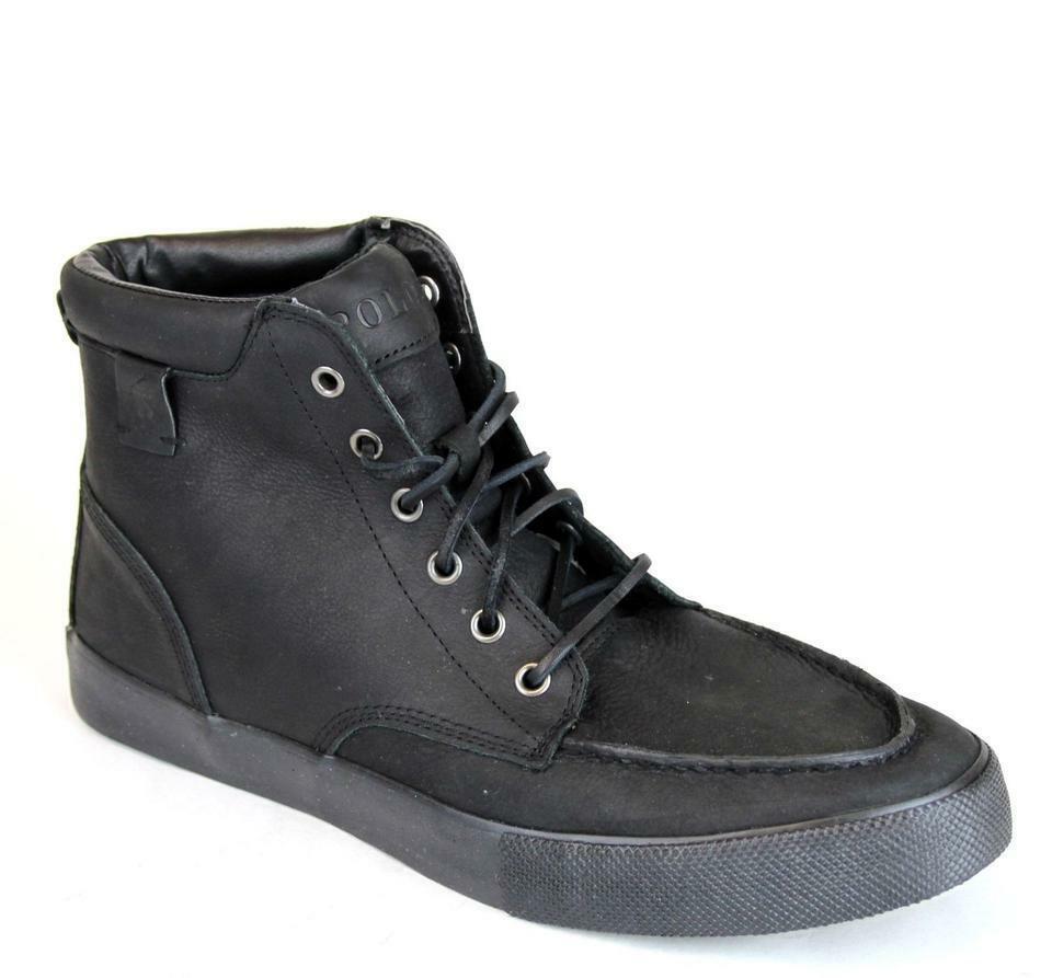 Polo Ralph Lauren Tedd Leather Boots Sz 12