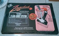 Rare Zingerback basketball return. Video + Cass. Box opened to check contents.