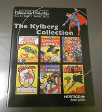 2008 HERITAGE Comics Comic Art Auction Catalog KYLBERG COLLECTION 36 pgs