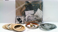 Th350 Turbo 350 Transmission Master Rebuild Kit 69-86 Clutches Steels Chevy