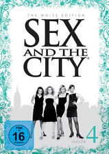 3 DVDs * SEX AND THE CITY : SEASON 4 # NEU OVP =