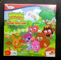 MOSHI MONSTERS Dash Game by Colorforms - Box Toys