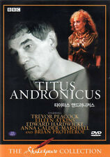 Shakespeare - Titus Andronicus - Trevor Peacock  - BBC Collection DVD (NEW)