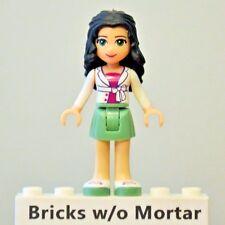 Lego Friends MiniFigure EMMA from the Heartlake News Van set 41056 New