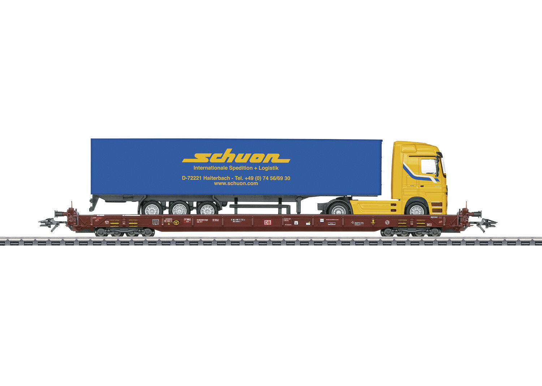 marklin 47426 bassa corridoio endwagen Saadkms 690 Rollende strada di campagna adatto 47418