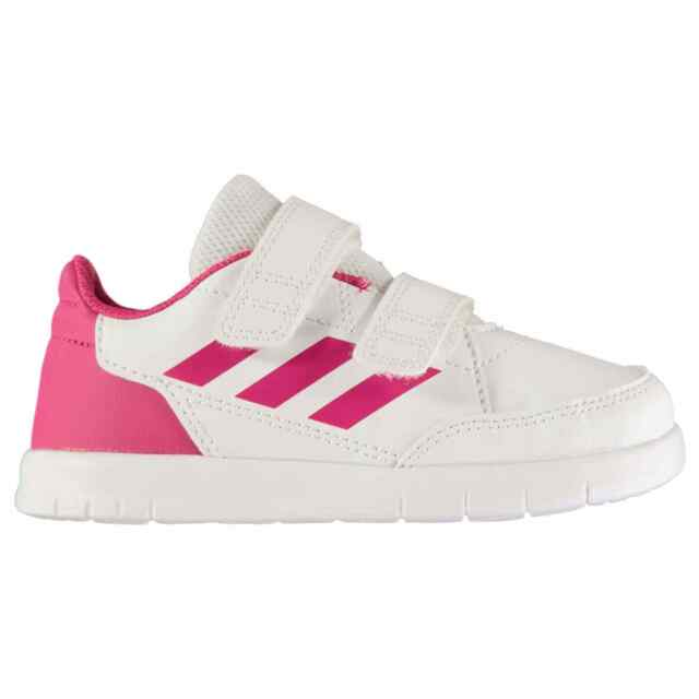 Pink adidas Trainers Infant Size